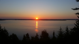Sunrise Bar Harbor